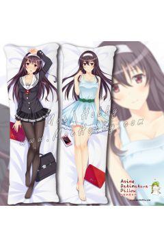Saekano How To Raise A Boring Girlfriend Kasumigaoka Utaha 16 Anime Dakimakura Japanese Hugging Body Pillow Cover