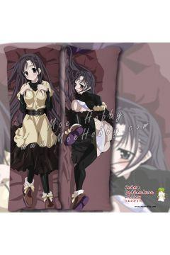 School Days Katsura Kotonoha 1 Anime Dakimakura Japanese Hugging Body Pillow Cover