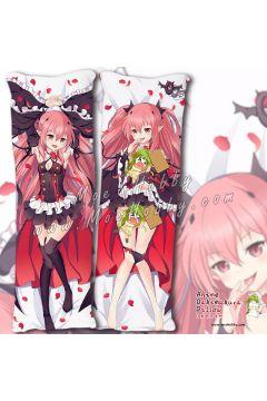 Seraph Of The End Krul Tepes Anime Dakimakura Japanese Hugging Body Pillow Cover Case 03