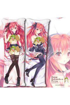 Sky Wizards Academy Misora Whitale Anime Dakimakura Japanese Hugging Body Pillow Cover Case 02