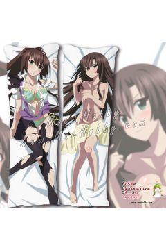 Strike The Blood Sayaka Kirasaka 2 Anime Dakimakura Japanese Hugging Body Pillow Cover