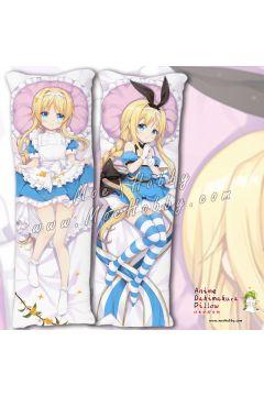 Sword Art Online Alice 1 Anime Dakimakura Japanese Hugging Body Pillow Cover