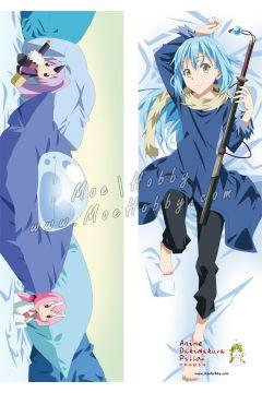 That Time I Got Reincarnated as a Slime Anime Dakimakura Japanese Hugging Body Pillow Cover 2