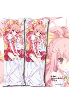 The Familiar Of Zero Louise Francoise Le Blanc De La Valliere Anime Dakimakura Japanese Hugging Body Pillow Cover Case 06