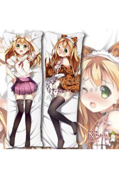 The Hentai Prince And The Stony Cat Q32. Azuki Azusa Anime Dakimakura Japanese Hugging Body Pillow Cover Case 07