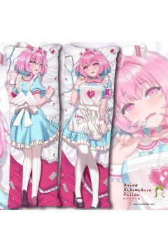 The Idolmaster Anime Dakimakura Japanese Hugging Body Pillow Cover 97020