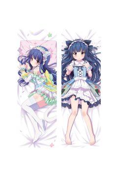 The Idolmaster Sajo Yukimi Anime Dakimakura Body Pillow Cover 21315