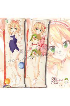 The Idolmaster The Idolmaster 02 Anime Dakimakura Japanese Hugging Body Pillow Cover