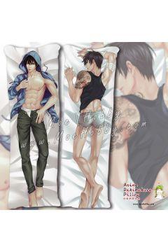 The Lost Tomb Kylin Zhang 1 Anime Dakimakura Japanese Hugging Body Pillow Cover