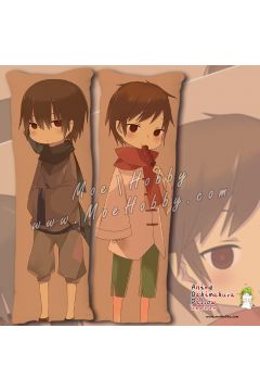 The Lost Tomb Xie Wu Anime Dakimakura Japanese Hugging Body Pillow Cover Case