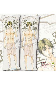 The Prince Of Tennis Atobe Keigo Anime Dakimakura Japanese Hugging Body Pillow Cover Case