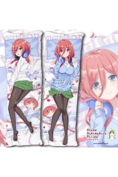 The Quintessential Quintuplets Anime Dakimakura Japanese Hugging Body Pillow Cover 95024