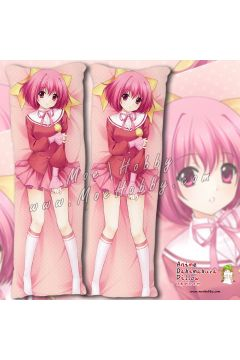 The World God Only Knows Nakagawa Kanon Anime Dakimakura Japanese Hugging Body Pillow Cover Case 02