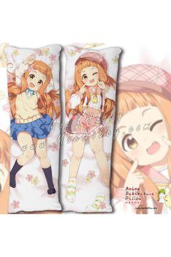 THE IDOLM@STER Nina Ichihara Anime Dakimakura Japanese Hugging Body Pillow Cover 20710