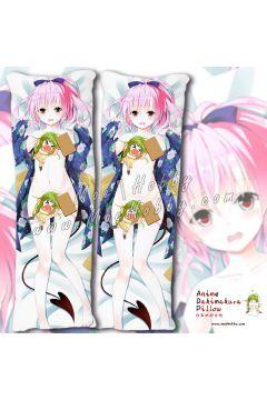 To Love Anime Dakimakura Japanese Hugging Body Pillow Cover Case 06