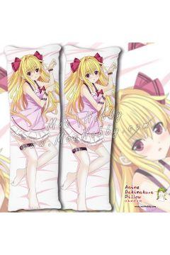 To Love Anime Dakimakura Japanese Hugging Body Pillow Cover Case 26