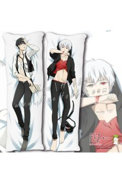 Tokyo Ghoul Kaneki Ken Anime Dakimakura Japanese Hugging Body Pillow Cover Case 06