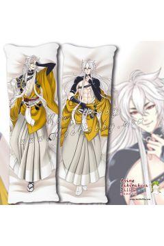 Touken Ranbu Kogitsunemaru 2 Anime Dakimakura Japanese Hugging Body Pillow Cover