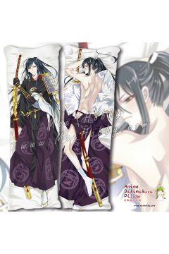 Touken Ranbu Taroutachi Anime Dakimakura Japanese Hugging Body Pillow Cover