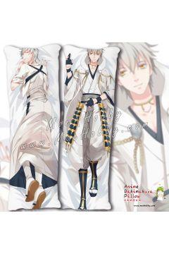 Touken Ranbu Tsurumaru Kuninaga 3 Anime Dakimakura Japanese Hugging Body Pillow Cover