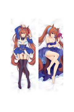 Umamusume Pretty Derby Daiwa Scarlet Anime Dakimakura Body Pillow Cover 21016-2
