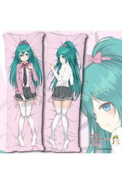 Vocaloid Hatsune Miku 01 Anime Dakimakura Japanese Hugging Body Pillow Cover