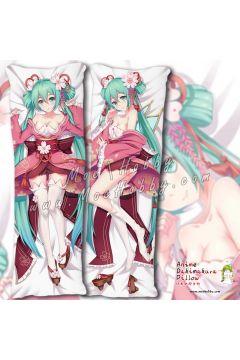 Vocaloid Hatsune Miku 09 Anime Dakimakura Japanese Hugging Body Pillow Cover