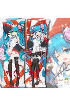 VOCALOID Penoy Hatsune Miku Anime Dakimakura Japanese Hugging Body Pillow Cover 18150-1