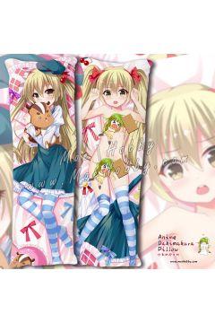 When Supernatural Battles Became Commonplace Himeki Chifuyu 1 Anime Dakimakura Japanese Hugging Body Pillow Cover