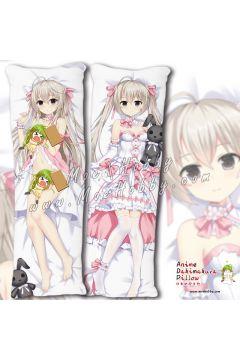 Yosuga no Sora Anime Dakimakura Japanese Hugging Body Pillow Cover 94031