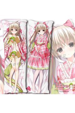 Yosuga no Sora Anime Dakimakura Japanese Hugging Body Pillow Cover 95027