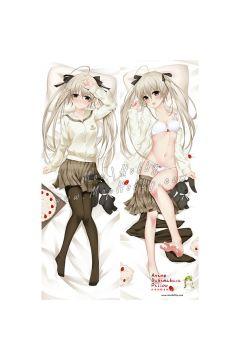 Yosuga no Sora Sora Kasugano Anime Dakimakura Japanese Hugging Body Pillow Cover 001