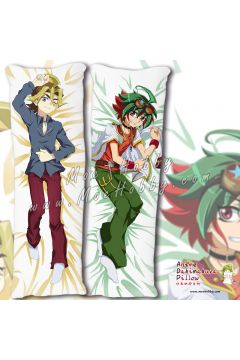 Yu Gi Oh! Jaden Yuki Anime Dakimakura Japanese Hugging Body Pillow Cover Case