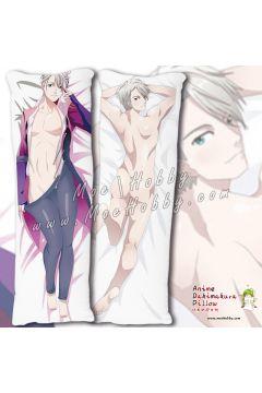 Yuri!!! On Ice Victor Nikiforov 4 Anime Dakimakura Japanese Hugging Body Pillow Cover