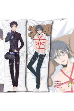 Yuri!!! On Ice Yuri Katsuki Anime Dakimakura Japanese Hugging Body Pillow Cover Case
