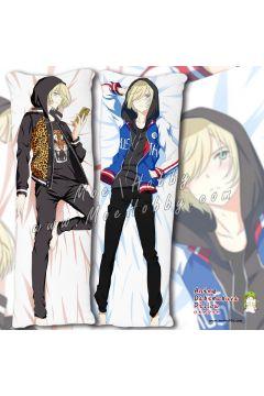 Yuri!!! On Ice Yuri Plisetsky Anime Dakimakura Japanese Hugging Body Pillow Cover Case