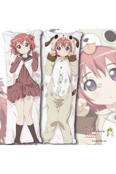 Yuruyuri Akaza Akari 2 Anime Dakimakura Japanese Hugging Body Pillow Cover