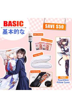All-In-One Multi Dakimakura Waifu Combo