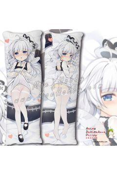 Azur Lane-Kakuma Ai Anime Dakimakura Japanese Hugging Body Pillow Cover 20043-2