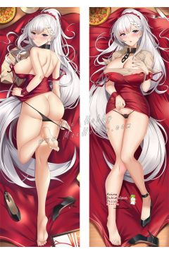 Azur Lane Anime Dakimakura Japanese Hugging Body Pillow Cover