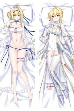 Azur Lane Jeanne d'Arc Anime Dakimakura Japanese Hugging Body Pillow Cover