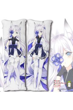 Azur Lane Kasumi Anime Dakimakura Japanese Hugging Body Pillow Cover 20502