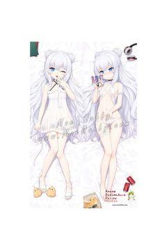 Azur Lane Le Malin Anime Dakimakura Japanese Hugging Body Pillow Cover