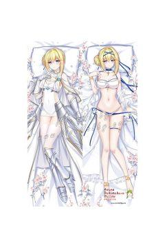 Azure Lane Jeanne d Arc Anime Dakimakura Japanese Hugging Body Pillow Cover