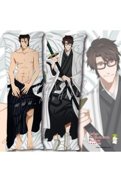 bleach Aizen Sousuke Anime Dakimakura Japanese Hugging Body Pillow Cover 20531
