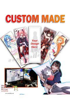 Custom Made Anime Dakimakura Japanese Hugging Body Pillow Cover