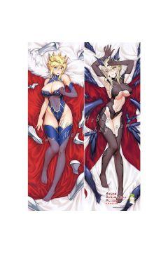 FGO Fate Grand order Altria Pendragon Anime Dakimakura Japanese Hugging Body Pillow Cover 001