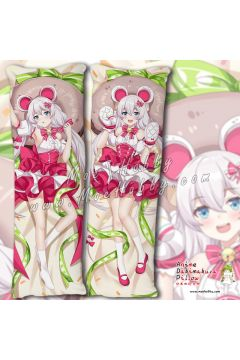 Honkai Impact 3rd Celestial Hymn Anime Dakimakura Japanese Hugging Body Pillow Cover 20523