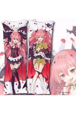 Anime Seraph of the end Krul Tepes Dakimakura Hug Body Pillow Case Cover 59/'/'